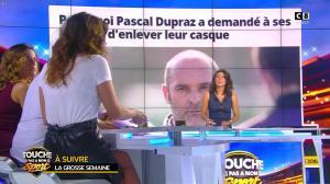 Clio Pajczer dans Touche pas à mon Sport - 01/10/16 - 05