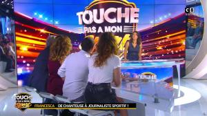 Clio Pajczer dans Touche pas à mon Sport - 01/10/16 - 09