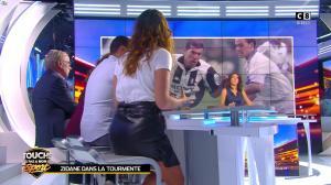 Clio Pajczer dans Touche pas à mon Sport - 01/10/16 - 11