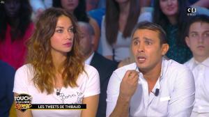 Clio Pajczer dans Touche pas à mon Sport - 01/10/16 - 12