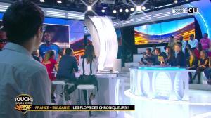 Clio Pajczer dans Touche pas à mon Sport - 08/10/16 - 02