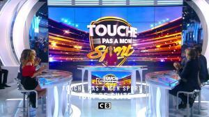 Clio Pajczer dans Touche pas à mon Sport - 15/10/16 - 01