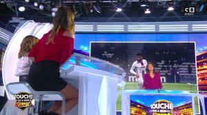 Clio Pajczer dans Touche pas à mon Sport - 15/10/16 - 04