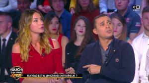 Clio Pajczer dans Touche pas à mon Sport - 15/10/16 - 06