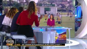 Clio Pajczer dans Touche pas à mon Sport - 15/10/16 - 08