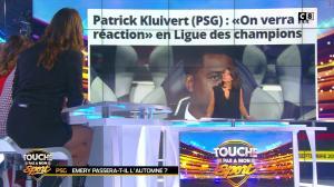 Clio Pajczer dans Touche pas à mon Sport - 24/09/16 - 01