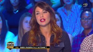Clio Pajczer dans Touche pas à mon Sport - 24/09/16 - 02