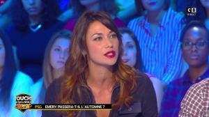 Clio Pajczer dans Touche pas à mon Sport - 24/09/16 - 04