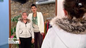 Cristina Cordula dans Nouveau Look pour une Nouvelle Vie - 03/10/16 - 01
