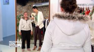 Cristina Cordula dans Nouveau Look pour une Nouvelle Vie - 03/10/16 - 02