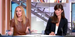 Hélène Lecomte dans LCI Matin - 28/09/16 - 02