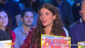 Ludivine Sagna dans Touche pas à mon Sport - 01/10/16 - 08