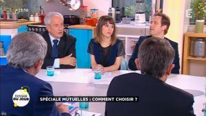 Mélanie Taravant dans la Quotidienne - 26/11/15 - 02