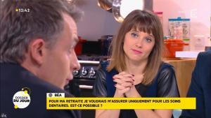 Mélanie Taravant dans la Quotidienne - 26/11/15 - 03