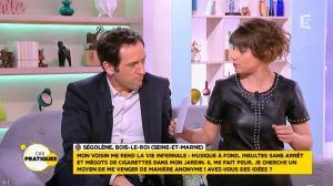 Mélanie Taravant dans la Quotidienne - 29/01/16 - 06
