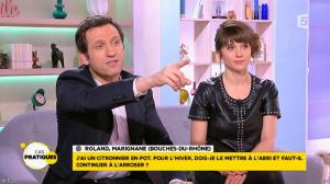 Mélanie Taravant dans la Quotidienne - 29/01/16 - 13