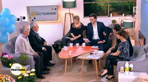 Mélanie Taravant dans la Quotidienne - 30/10/15 - 01