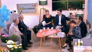 Mélanie Taravant dans la Quotidienne - 30/10/15 - 03