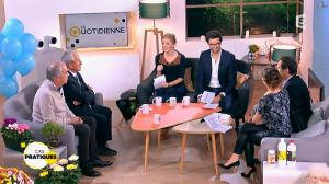 Mélanie Taravant dans la Quotidienne - 30/10/15 - 04