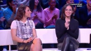 Agathe Auproux et JessiÇa Houara dans 19h30 PM - 24/11/17 - 01