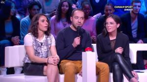 Agathe Auproux et JessiÇa Houara dans 19h30 PM - 24/11/17 - 03