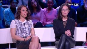 Agathe Auproux et JessiÇa Houara dans 19h30 PM - 24/11/17 - 06