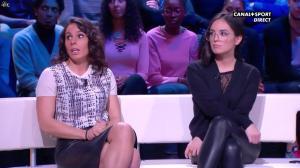 Agathe Auproux et JessiÇa Houara dans 19h30 PM - 24/11/17 - 08