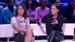 Agathe Auproux et JessiÇa Houara dans 19h30 PM - 24/11/17 - 12