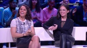 Agathe Auproux et JessiÇa Houara dans 19h30 PM - 24/11/17 - 17