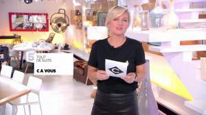 Anne-Elisabeth Lemoine dans C à Vous - 06/10/17 - 03