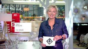 Anne-Elisabeth Lemoine dans C à Vous - 12/09/17 - 01
