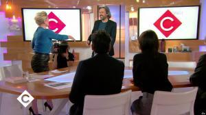 Anne-Elisabeth Lemoine dans C à Vous - 21/11/17 - 01