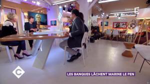 Anne-Elisabeth Lemoine dans C à Vous - 23/11/17 - 01