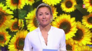 Anne-Sophie Lapix au 20h - 18/09/17 - 04