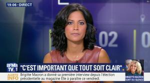 Aurélie Casse dans BFM Soir - 16/08/17 - 01