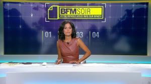 Aurélie Casse dans BFM Soir - 16/08/17 - 03