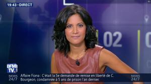 Aurélie Casse dans BFM Soir - 16/08/17 - 04