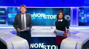 Aurélie Casse dans Non Stop - 04/10/17 - 01