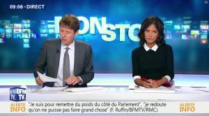 Aurélie Casse dans Non Stop - 04/10/17 - 04