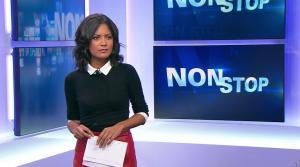 Aurélie Casse dans Non Stop - 04/10/17 - 05