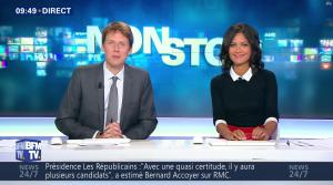 Aurélie Casse dans Non Stop - 04/10/17 - 06