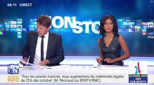 Aurélie Casse dans Non Stop - 13/09/17 - 05