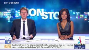 Aurélie Casse dans Non Stop - 13/09/17 - 06