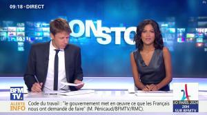 Aurélie Casse dans Non Stop - 13/09/17 - 08