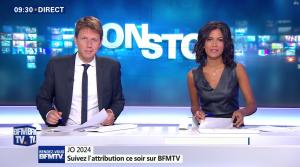 Aurélie Casse dans Non Stop - 13/09/17 - 11