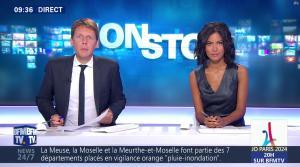 Aurélie Casse dans Non Stop - 13/09/17 - 13