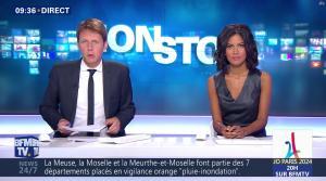 Aurélie Casse dans Non Stop - 13/09/17 - 14