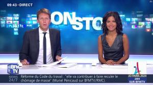 Aurélie Casse dans Non Stop - 13/09/17 - 15