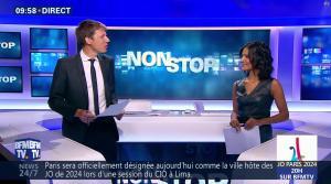Aurélie Casse dans Non Stop - 13/09/17 - 20