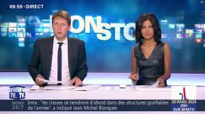 Aurélie Casse dans Non Stop - 13/09/17 - 21